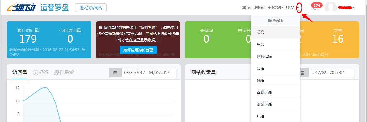 选择不同语种查看运营罗盘数据.png